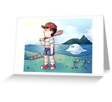 Mother 2 (A) Greeting Card