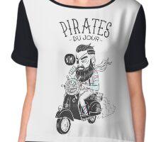 Pirates Chiffon Top
