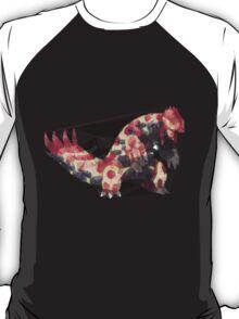 PolygonArt: Primal Groudon (Pokemon Omega Ruby) T-Shirt