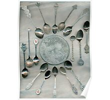 Spoon Collection Poster