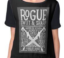 Rogue Chiffon Top