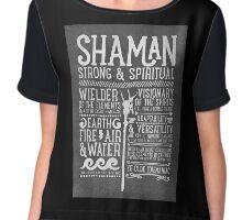 Shaman Chiffon Top