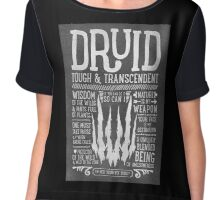 Druid Chiffon Top