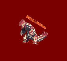 Primal Groudon (Pokemon Omega Ruby) by PowerArtist