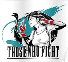 Those Who Fight Poster
