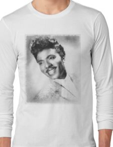 Little Richard, Singer Long Sleeve T-Shirt
