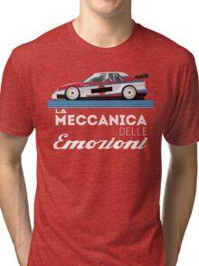 Alfa Romeo 155 V6 TI Tri-blend T-Shirt