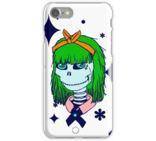 Skullie iPhone Case/Skin