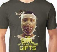 The girl of all the gifts Unisex T-Shirt