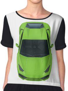 Lamborghini Huracan Chiffon Top