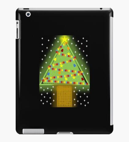 Xmas Tree 2016 (1) iPad Case/Skin