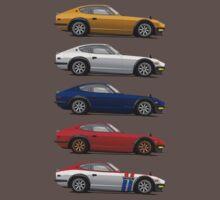 Datsun Fairlady 240Z One Piece - Short Sleeve