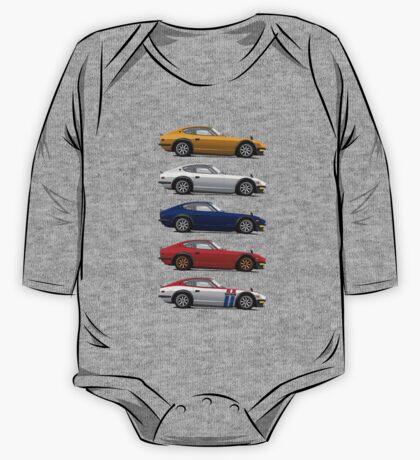 Datsun Fairlady 240Z One Piece - Long Sleeve