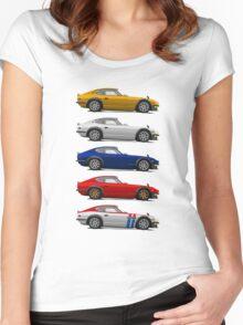 Datsun Fairlady 240Z Women's Fitted Scoop T-Shirt