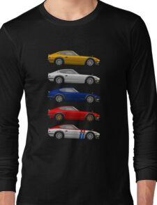 Datsun Fairlady 240Z Long Sleeve T-Shirt