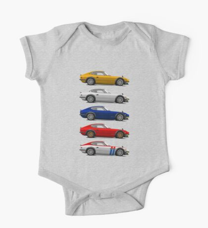 Datsun Fairlady 240Z One Piece - Short Sleeve