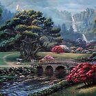 Garden Of The Spirit by mikeroberts7