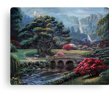 Garden Of The Spirit Canvas Print