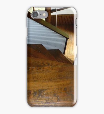 REALLY Steep Stairs iPhone Case/Skin