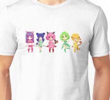 Mew Mew Group Unisex T-Shirt