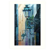 Spain Series 07 Barcelona Art Print