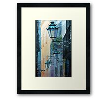 Spain Series 07 Barcelona Framed Print