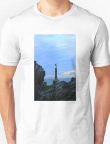 Aberystwyth Monument  Unisex T-Shirt