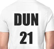 DUN 21 - Josh Dun (Twenty One Pilots) Unisex T-Shirt