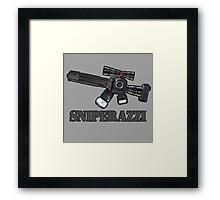 Sniperazzi Framed Print