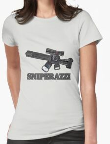 Sniperazzi Womens Fitted T-Shirt