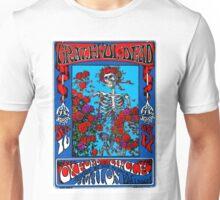 Grateful Dead rare high quality poster Unisex T-Shirt
