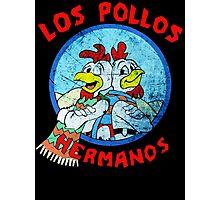 Los Pollos Hermanos Wink retro style Photographic Print