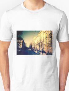 street in Helsinki Unisex T-Shirt