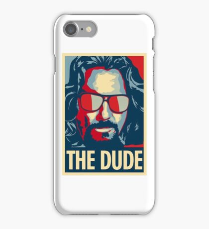 the legend big lebowski iPhone Case/Skin