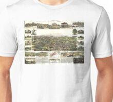 Auburn - California - 1887 Unisex T-Shirt