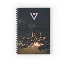 going seventeen  Spiral Notebook