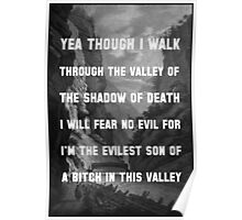 Valley of Death Poster