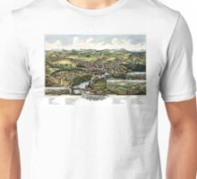 Henniker - New Hampshire - 1889 Unisex T-Shirt