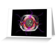 It's Morphin Time - MASTODON! Greeting Card