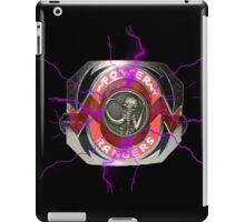 It's Morphin Time - MASTODON! iPad Case/Skin