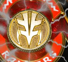 It's Morphin Time - TIGERZORD! Sticker