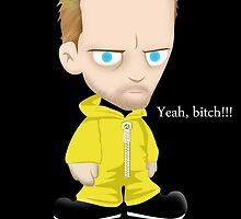 Breaking Jesse Bad Pinkman Shirt Heisenberg yeaah bitch new Style image by apri nogami