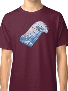 Glass Half Full Event Horizon Classic T-Shirt