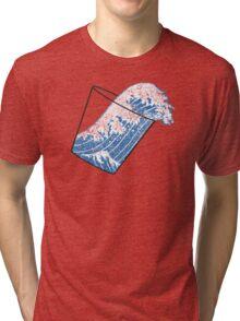 Glass Half Full Event Horizon Tri-blend T-Shirt