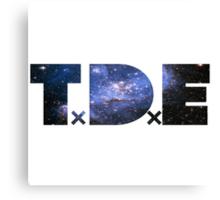 TDE Nebulae 3 Canvas Print