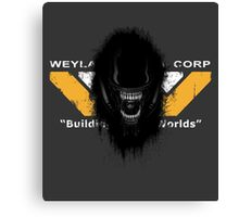 Infested Colony Canvas Print