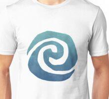 Watercolor Moana Swirl  Unisex T-Shirt