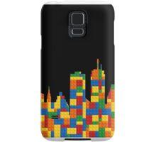 Boston Skyline 5 Samsung Galaxy Case/Skin