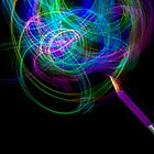 Drawing With Light by Andrew Bret Wallis