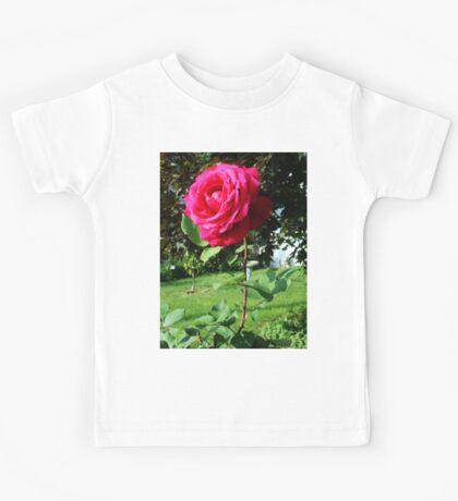 Rose in Bloom Kids Tee